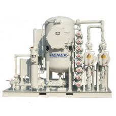 HIVAC Vacuum Dehydrators
