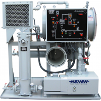 Lo-Vac Vacuum Dehydrators and Rentals
