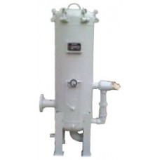 HBV & HFV Particulate Filter Vessel Series