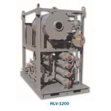 HLV LO-VAC Industrial Oil Purifier Series